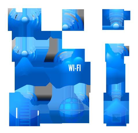 Wifi installation in Clapham Park