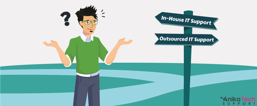 In–House vs Outsourced IT Support