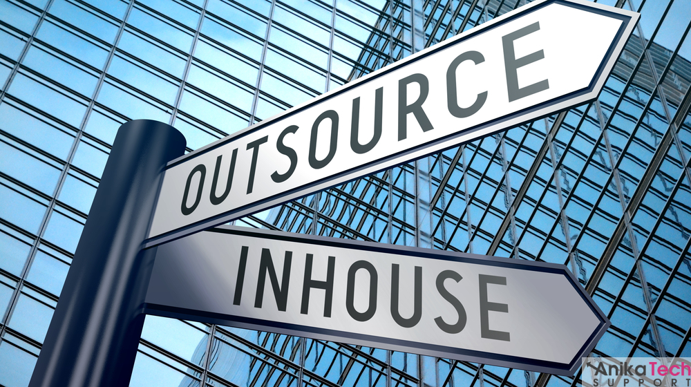 In-House or Outsourced IT Support